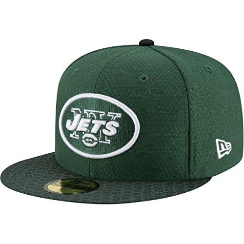 New Era 59Fifty Cap - SIDELINE 2017 New York Jets - 7