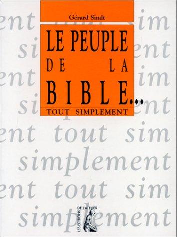 Le peuple de la Bible
