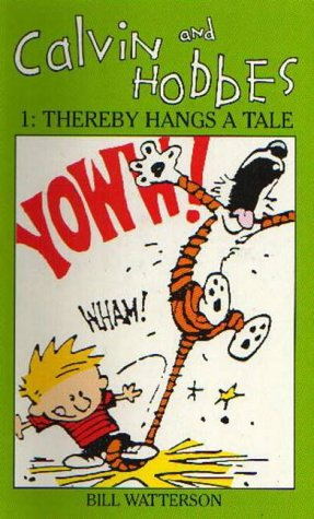 Calvin And Hobbes Volume 1 `A': The Calvin & Hobbes Series: Thereby Hangs a Tail: Thereby Hangs a Tale Vol 1