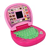 iChoice Educational Learning Laptop with LED Display for Kids, 123 Number and Alphabet