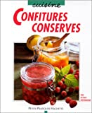 Confitures, conserves (Hachette Pratique)