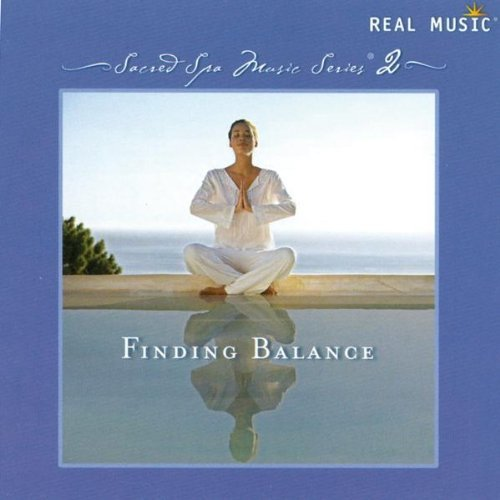 Sacred Spa Music Series 2: Finding Balance by Various (2009-01-27)