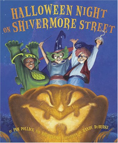 Halloween night on Shivermore Street