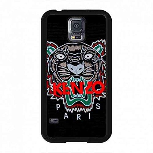 Kenzo Paris Tiger Brand Design Phone Funda for Samsung Galaxy S5 Kenzo Paris Tiger Brand Photo Cover
