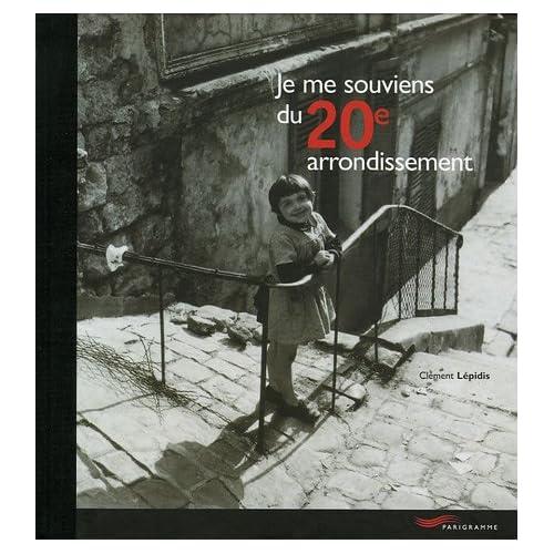 Je me souviens du 20e arrondissement