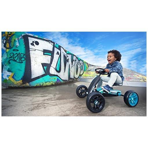 Berg Buzzy Racing GoKart Tretautos Kinderfahrzeug