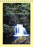 Wasserfälle Neuseelands (Tischkalender 2018 DIN A5 hoch): Die unglaubliche Vielfalt der Wasserfälle in Neuseeland wartet nur darauf vom Reisenden ... (Monatskalender, 14 Seiten ) (CALVENDO Orte)