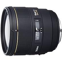 Sigma 85 mm F1,4 EX DG HSM-Objektiv (77 mm Filtergewinde) für Canon Objektivbajonett