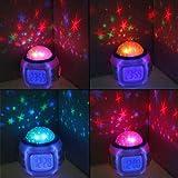 Best Despertadores imagen - DAYAN LED proyector de cielo estrellado despertador luz Review