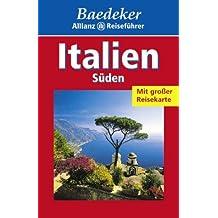 Baedeker Allianz Reiseführer Italien Süden