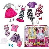 Barbie Fashion Pack 2 Vestidos Surtido (Mattel CFY06)