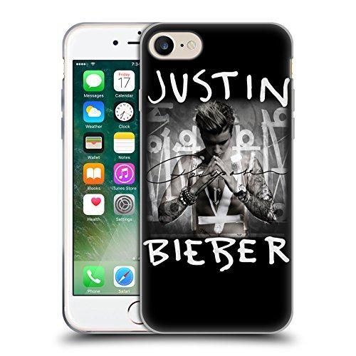 Offizielle Justin Bieber Albumcover Purpose Soft Gel Hülle für Apple iPhone 6 / 6s Albumcover