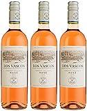 Viña Los Vascos Domaines Barons de Rothschild (Lafite) Cabernet Sauvignon rosé 2016 trocken (3 x 0.75 l)