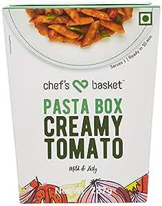 Chef's Basket Creamy Tomato Pasta Kit, 237g