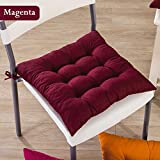 Interesting® 1pc nuevo comedor jardín Patio silla oficina asiento almohadillas suaves atan el cojín amortiguador cocina Home Décor