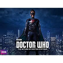 Doctor Who Christmas Special 2016 The Return of Doctor Mysterio Season 1 [OV]