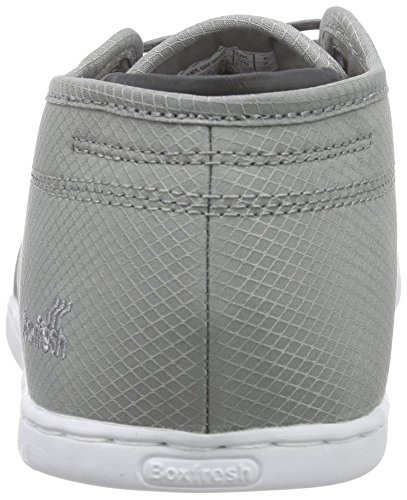 Boxfresh Sparko Icn Rip Nyl Nvy/tmln, Sneakers basses homme Grau (GRIFFIN GREY/CADET)