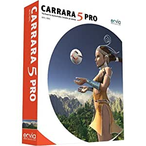 Carrara 5 Pro (Student / Teacher version) (PC CD)