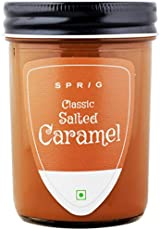 Sprig Classic Salted Caramel Rich and Sticky, 290g