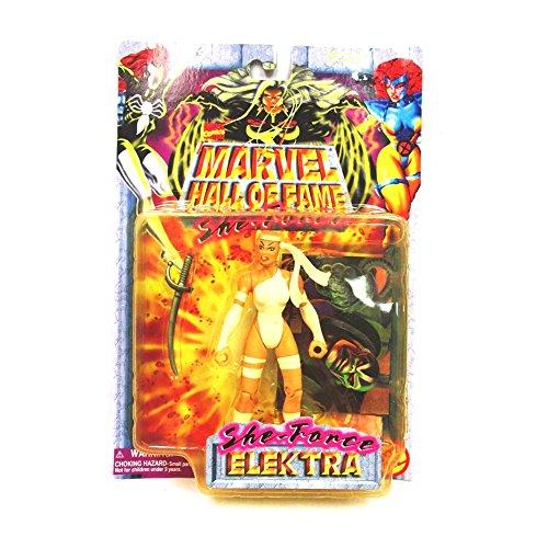 Marvel Elektra Hall of Fame she-Force Action Figur
