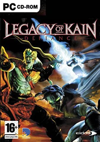 Legacy Of Kain Defiance - Legacy of Kain: Defiance (PC) by