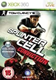 Best Player Xbox  Games - Tom Clancy's Splinter Cell: Conviction (Xbox 360) Review