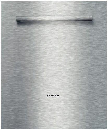 Bosch SMZ2055 Vorsatztür für vollintegrierte Geschirrspüler - Edelstahl