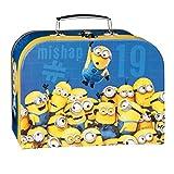 MINIONS Koffer blau 2,5 Liter