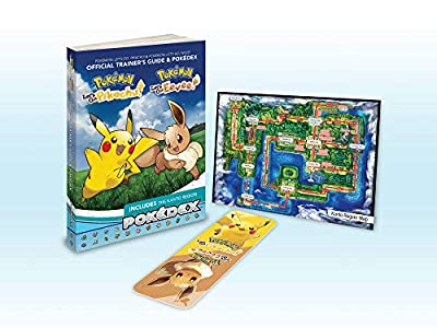 Pokémon: Let's Go, Pikachu! & Pokémon: Let's Go, Eevee!: Official Trainer's Guide & Pokédex por PRIMA GAMES