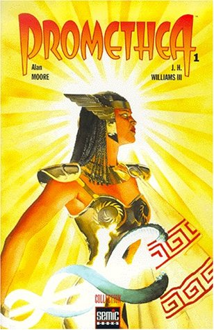 Promethea, Tome 1 : par Alan Moore, J-H William III