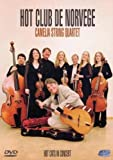 Hot Club de Norvege/Camelia Str.Qrt. : Hot cats in concert