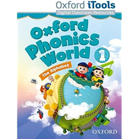 Oxford Phonics World: Level 1: iTools: The Alphabet 1