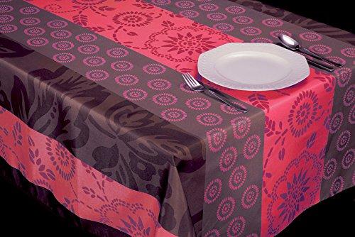 Manteles estampados antimanchas Colores Primaverales Decoracion Hogar (350 x 150 cm)