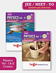 NEET UG / JEE Main Challenger Physics Books | Vol 1 and 2 | JEE/NEET 2021 Books for Medical and Engineering Ex