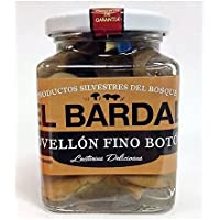 """Botón de Níscalo/Robellón Silvestre al Natural (Lactarius deliciosus)""""El Bardal"""" - Setas Silvestres de Navasfrías"""