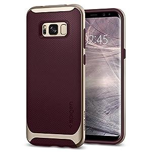 Spigen Neo Hybrid Case For Samsung Galaxy S8 Plus - Burgundy 571Cs21649