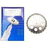 Disco de diamante huntgold para yeso corte 45 mm x 0,30 mm disco de 2 piezas