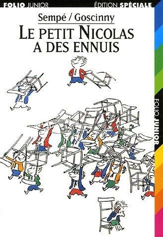 Le Petit Nicolas a DES Ennuis par J. Sempe, R. Goscinny