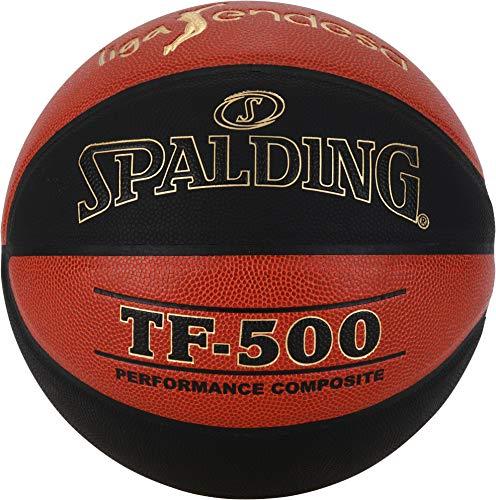 Spalding ACB-L.Endesa Tf500 Sz. 7 76-287Z Balón Baloncesto
