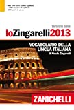 Image de Lo Zingarelli 2013. Versione base. Vocabolario del