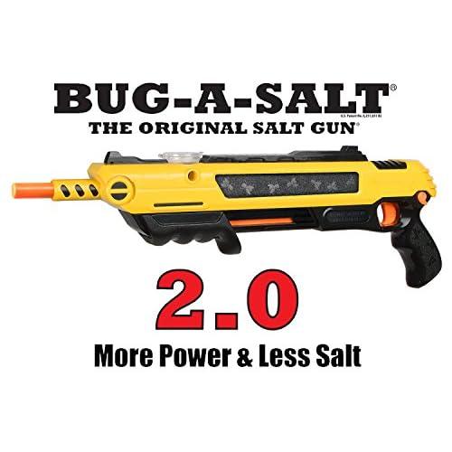BUG-A-SALT 2.0 FLY GUN - DIRECT FROM PATENT HOLDER