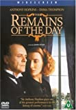 Remains Of The Day [DVD] -