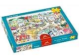 Die Spiegelburg Boîte puzzle - Dans la ville 72 pièce