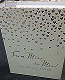 Amore wedding planner piccoli cuori e 6divisori. Regalo perfetto