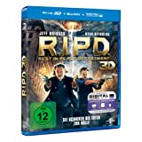 R.I.P.D. (inkl. Digital Ultraviolet) [3D Blu-ray]