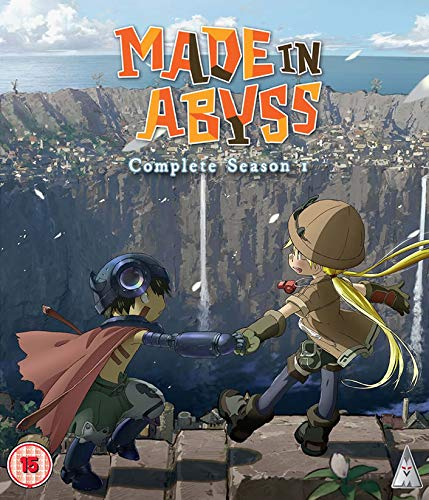 Made In Abyss (2 Blu-Ray) [Edizione: Regno Unito]