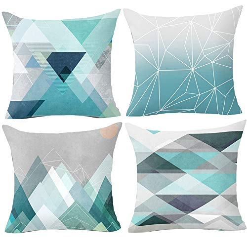 Hangood Geometric Cushion Covers...