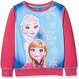 Disney Frozen Girl's Frozen Anna & Elsa Sweatshirt