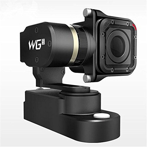 SyndeRay Feiyu FY WGS - Giunto a 3 assi, indossabile, per fotocamera GoPro Session 4
