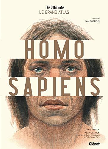 Le Grand Atlas Homo Sapiens par Telmo Pievani